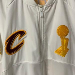 adidas Jackets & Coats - Cavaliers 2016 NBA Champions warm-up jacket, 4XL